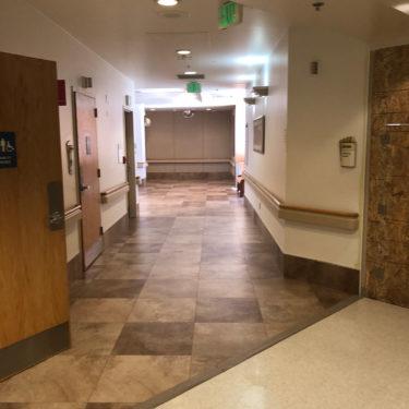 B3 ICU Lobby Remodel