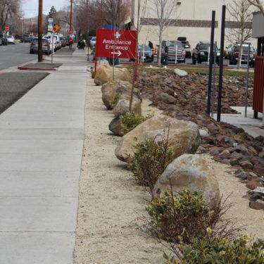 Reno VA Hospital Landscape Improvements