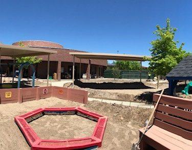 TMCC EL Cord Playground Renovations