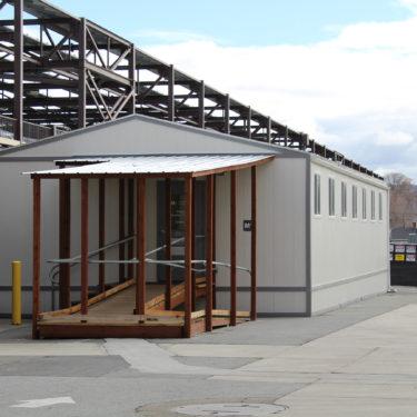 VA Hospital Modular Building Refurbishment